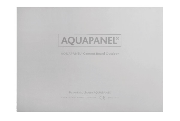 AQUAPANEL® Cement Board Outdoor